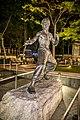 Bruce Lee monument in the Garden of Stars.jpg