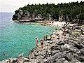 Bruce Peninsula National Park – Beach– Tobermory -Ontario.jpg