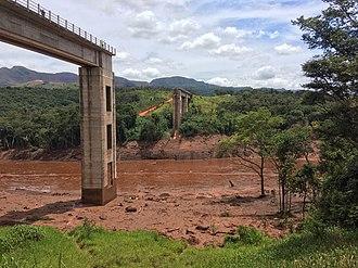 Brumadinho dam disaster - Image: Brumadinho 4