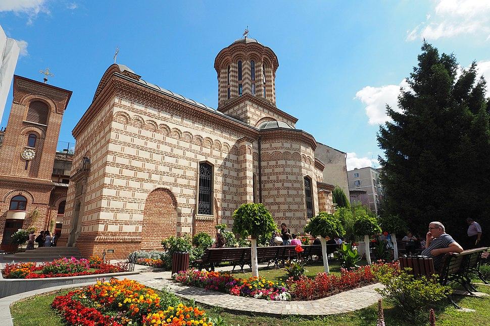 Biserica Sf. Anton, cea mai veche biserică din București