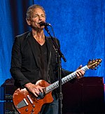 Lindsey Buckingham Buckingham McVie - Hard Rock Rocksino Love Northfield Park Cleveland - Friday 3rd November 2017 BuckMcVieOhio031117-42 (24494147998) (cropped).jpg