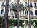 Bucuresti, Romania, Palatul Cantacuzino pe Calea Victoriei nr. 141, sect. 1, (detaliu 3).JPG
