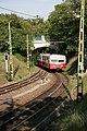 Budapest Tram line No.60 Rack & Pinion at the summit. - 7610401174.jpg