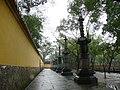 Buddhist Inscription Pillars in Ningbo Ashoka Temple.JPG