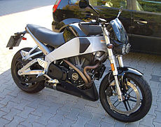 Buell Blast Cafe Racer Conversion