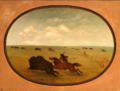 Buffalo chase sioux indians upper missouri.PNG