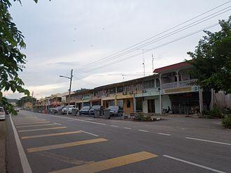 Bukit Kepong - Image: Bukit Kepong
