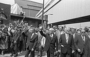 Bundesarchiv Bild 183-1985-0530-026, Berlin, Ceausescu-Besuch