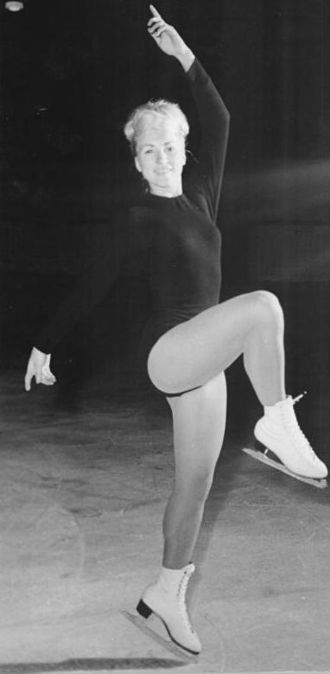 Jana Mrázková - Mrázková in 1964