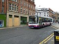 Bus in Pinstone Street - geograph.org.uk - 2981049.jpg