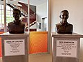 Busts of tennis players at Queensland Tennis Centre 02.jpg