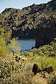 Butcher Jones Trail, Tonto National Forest, Fort McDowell, AZ 85264, USA - panoramio (61).jpg