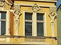 Bydgoszcz-kamienica na ul. Gdańskiej 101,neobarokowe kariatydy.JPG