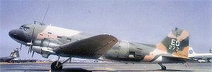 Pleiku Air Base - Air Commando Squadron C-47D in South Vietnam