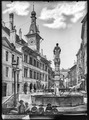 CH-NB - Lausanne, Fontaine de la Justice, vue d'ensemble - Collection Max van Berchem - EAD-7282.tif