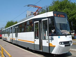 Bucharest Light rail