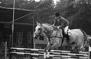 Fritz Ligges German equestrian