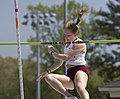 CNU Captains Classic Track and Field meet women's pole vault college sports (17191439232).jpg