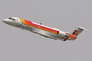 Air Nostrum - Air Nostrum CRJ-200ER