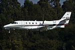 CS-DXU Cessna 560XL SCQ.jpg