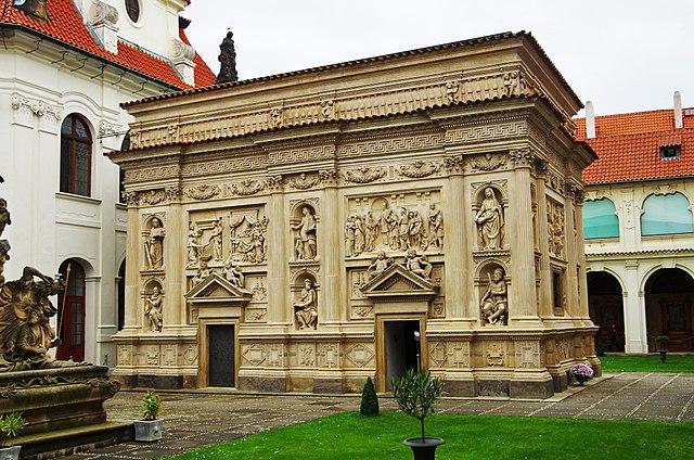 Santa Casa de Notre Dame de Lorette à Prague