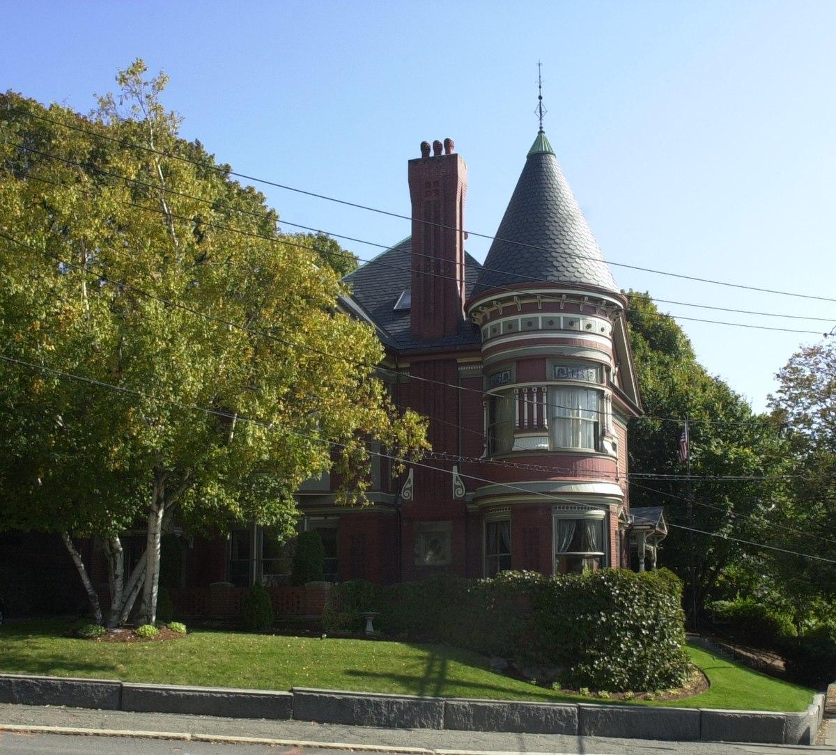 C Henry Kimball House Wikipedia