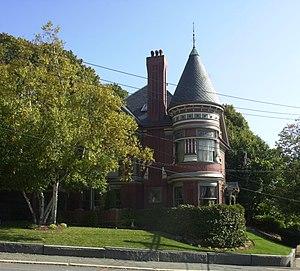 C. Henry Kimball House - Image: C Henry Kimball House Chelsea MA 01