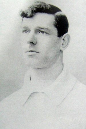 Charlie Williams (footballer) - Williams while with Brentford 1907