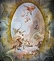 Ca' Rezzonico - Allegory of Merit Accompanied by Nobility and Virtue - Giambattista Tiepolo.jpg