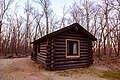 Cabin at Wild River State Park, Minnesota (43888392900).jpg