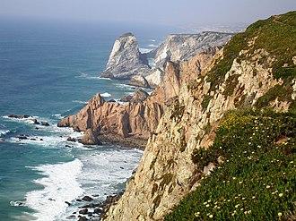 Sintra-Cascais Natural Park - Image: Cabo da Roca, Sintra Cascais Natural Park, Portugal (12 May 2007)