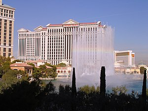 Caesar's Palace Hotel and Casino with Forum Shops, Las Vegas, Nevada, USA - panoramio.jpg