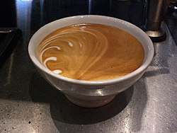 Caffè latte as being served at Kaffebrenneriet Torshov, Oslo, Norway 2 600x600 100KB.jpg