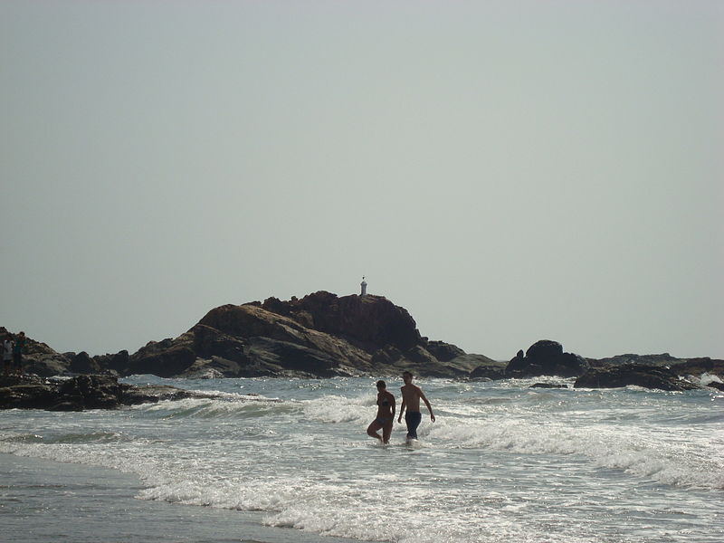 Calangute Beach, Goa: Queen of beaches