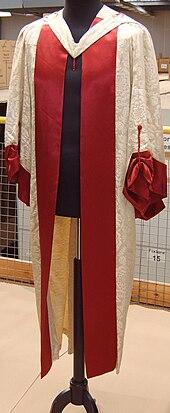 Academic dress of the University of Cambridge - Wikiwand