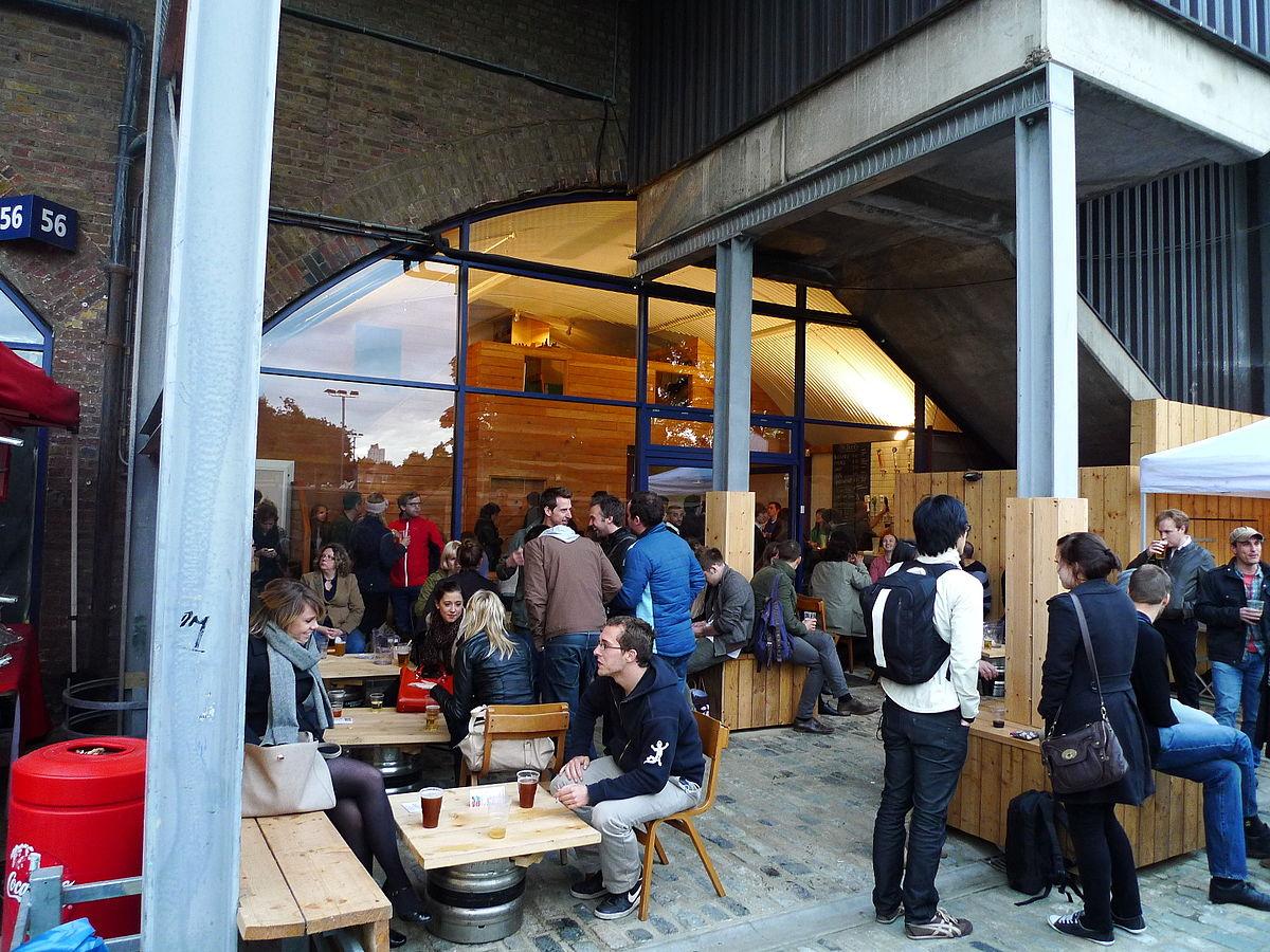 Camden Bar And Kitchen