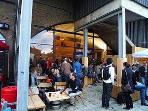 Camden Town Brewery - Camden Town Brewery Bar, Kentish Town, London, 2012