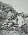 Camp in Cache NF 1914.JPG