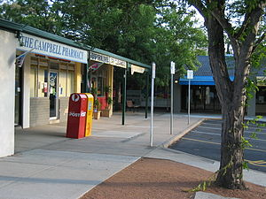 Campbell, Australian Capital Territory - Image: Campbell Shops