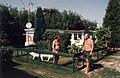 Camping Vogelenzang. Aangekocht in 1997 van United Photos de Boer bv. - Negatiefnummer 43143 kc 25 a. - Gepubliceerd in het Haarlems Dagblad dd 20-08-1996. Identificatienummer 54-036392.JPG