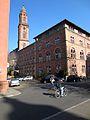 Campus Altstadt Heidelberg, Romanisches Seminar der Ruperto Carola, Italienzentrum – Centro Studi Italiano, Seminarstrasse, Ecke Schulgasse .jpg