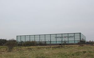 Flensburg University of Applied Sciences - Campushalle