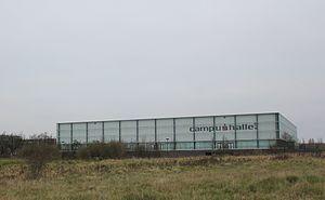 University of Flensburg - Campushalle