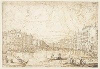 Canal, Giovanni Antonio - Canal Grande in Venedig - Rijksmuseum RP-T-1953-213.jpg
