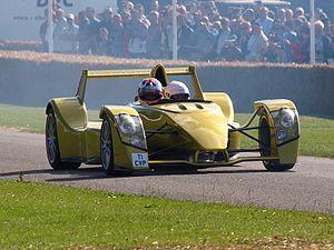 Caparo T1 - A Caparo T1 at the 2008 Goodwood Festival of Speed.