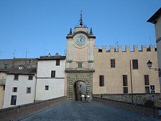Capranica, Lazio Comune in Lazio, Italy