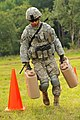 Capt. John Arthur tackles the stress shoot event (7646648702).jpg