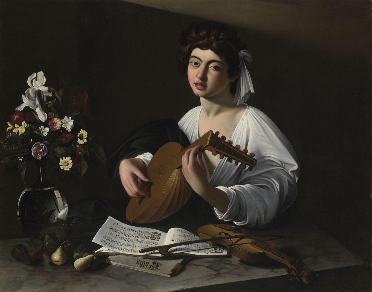 Caravaggio, el rebelde, bisexual y atormentado maestro tenebrista