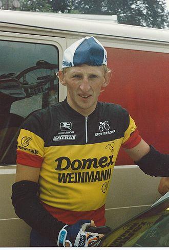 Carlo Bomans - Bomans in 1989