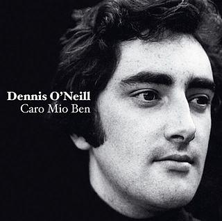 Dennis ONeill (tenor) Welsh opera singer